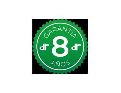 8 años de garantia en vehículos dr