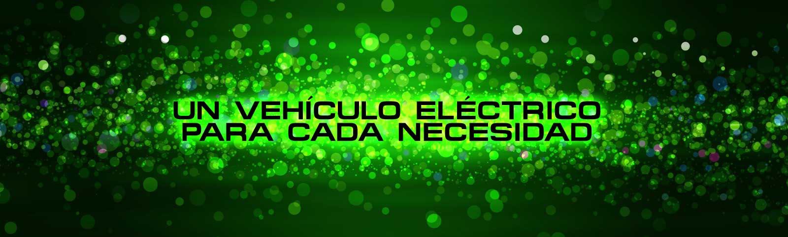 un vehículo eléctrico para cada necesidad