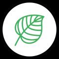 icono ecológico grupo invicta