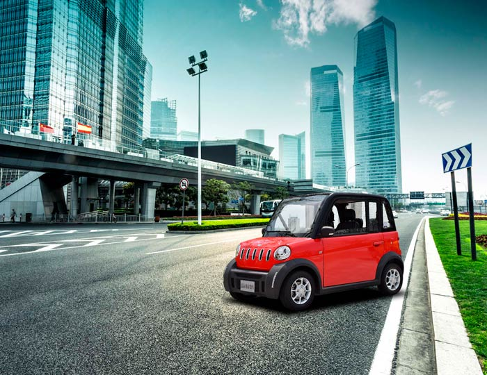 movilidad con coche electrico