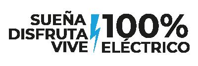 100% eléctrico